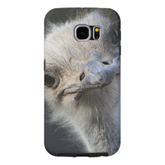 Avestruz Capa Para Samsung Galaxy S6