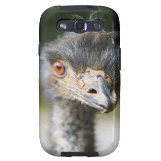 Avestruz Capas Personalizadas Samsung Galaxy S3