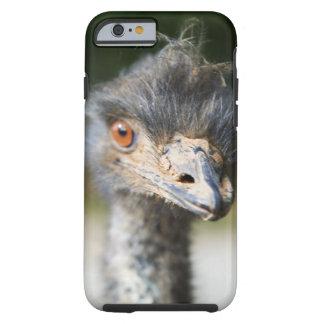 Avestruz Capa Tough Para iPhone 6