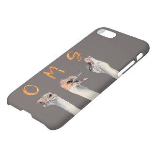 Avestruzes de OMG Capa iPhone 8/7