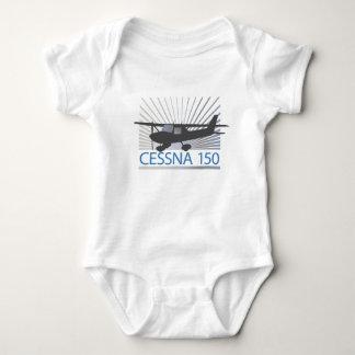 Avião de Cessna 150 Body Para Bebê