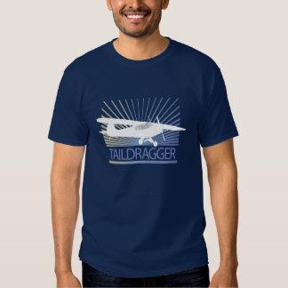 Avião de Taildragger Camisetas