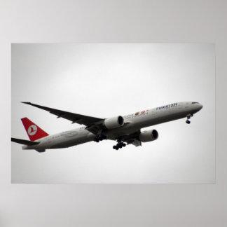 Avião Poster
