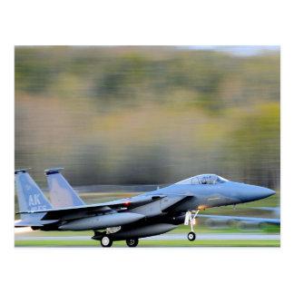 Aviões de lutador do jato do U.S.A.F. Cartão Postal