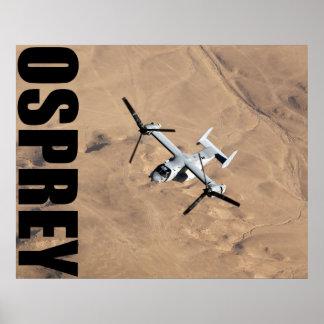 Aviões do Osprey Poster