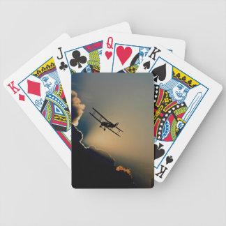 aviões jogo de baralho