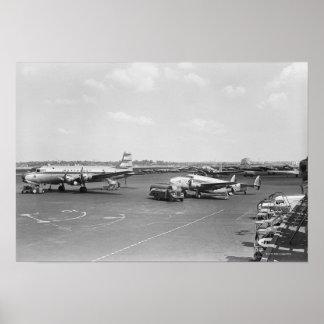 Aviões Pôster
