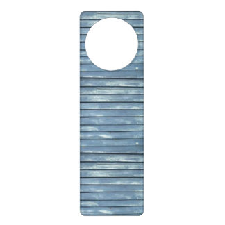Aviso De Porta Ripa azul