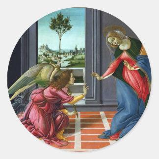 Aviso por Sandro Botticelli Adesivo