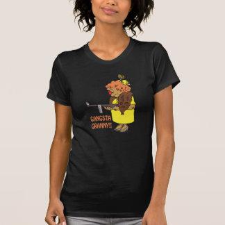 Avó de Gangsta T-shirts