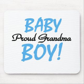 Avó orgulhosa do bebé mousepad