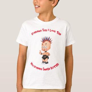 Avós pouco a podre camiseta