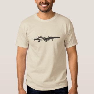 Avro Lancaster bomber Camisetas