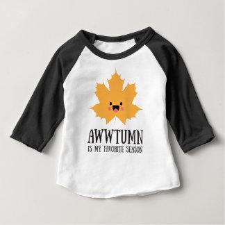 Awwtumn é minha camisa favorita da estação |
