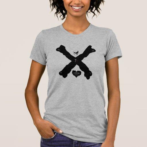 AXE&ROSE Anita Camisetas