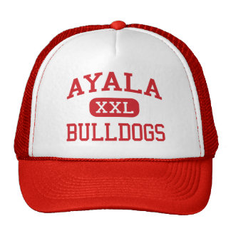 Ayala - buldogues - alto - Chino Hills Califórnia Boné