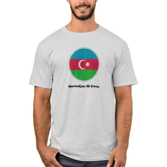 Azebaijan Air Force roundel/emblem amazing t-shirt