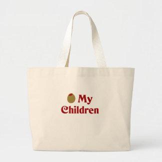 Azeitona (amor de I) minhas crianças Bolsa Para Compra