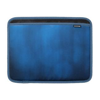 Azul abstrato capa para MacBook air