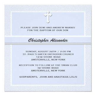 Azul amado - convite religioso