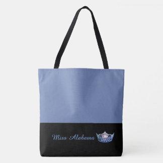 Azul azul do Saco-Meio do bolsa da coroa da
