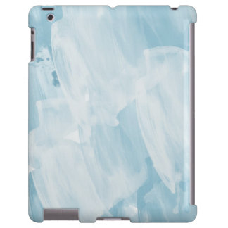 Azul-céu Capa Para iPad