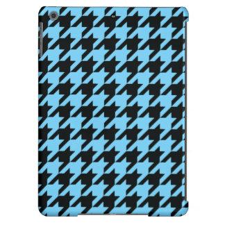 Azul-céu Houndstooth 2 Capa Para iPad Air