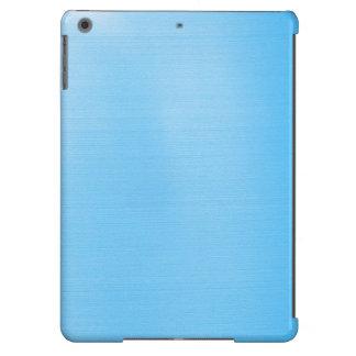 Azul-céu metálicos capa para iPad air