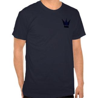 Azul da coroa de Guido Camiseta
