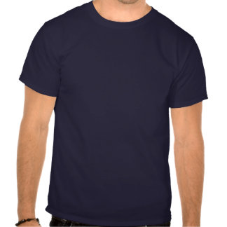 Azul da flor do hibiscus t-shirts