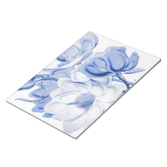 Azul da magnólia cadernos