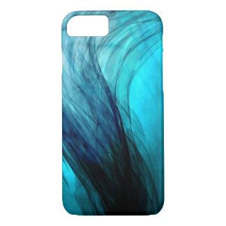 Azul da onda - capas de iphone de Apple