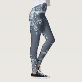 Azul de Inspirit Leggings