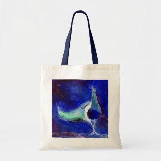 Azul de pavão 2013 sacola tote budget
