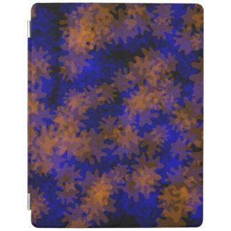 azul e laranja espertos do cobrir do ipad capa smart para iPad