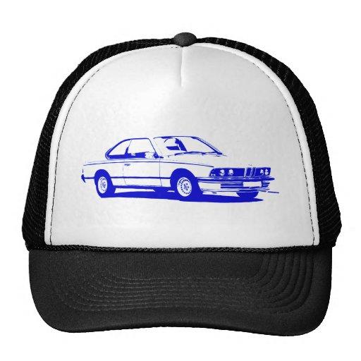 Azul escuro clássico de BMW Bonés