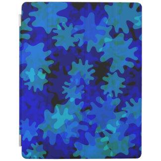 azul esperto do cobrir do ipad capa smart para iPad