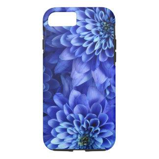 Azul floral capa iPhone 7