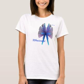 azul-húmido, 3Dfacinator, 3DDDude Camiseta