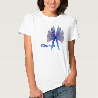 azul-húmido, 3Dfacinator, 3DDDude Tshirts