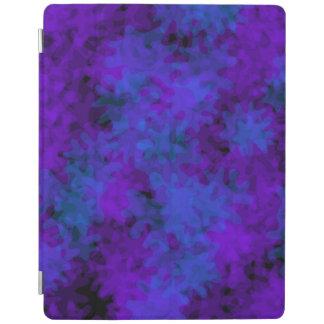 azul roxo do cobrir esperto do ipad capa smart para iPad