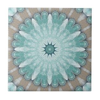 Azulejo cerâmico geométrico brilhante do banheiro