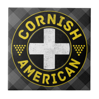 Azulejo Cornish da bandeira americana