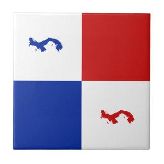 Azulejo da bandeira de Panamá
