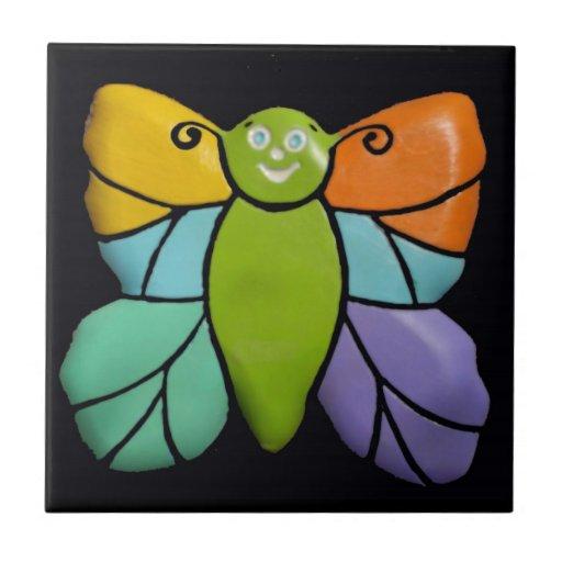Azulejo da borboleta