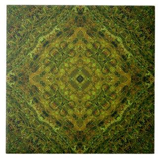 """""""Azulejo da mandala de Lincoln Incan"""""""