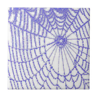 Azulejo da Web de aranha
