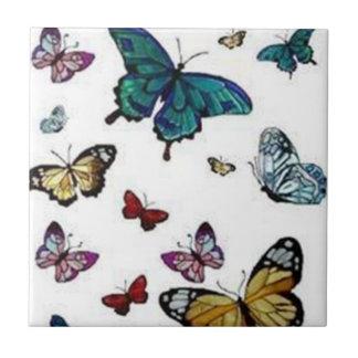 Azulejo das borboletas