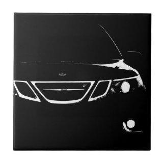 Azulejo de Saab