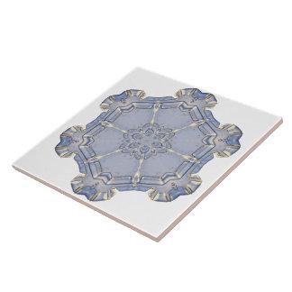 Azulejo - floco de neve l de Digitas